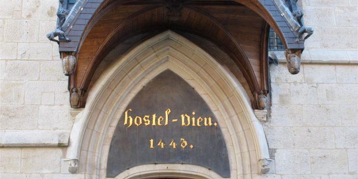 Hotel dieu 1443