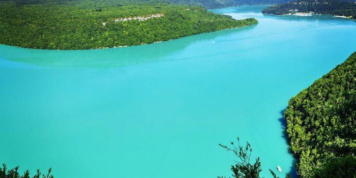 Lac de vouglans 4