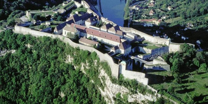 citadelle Vauban de Besançon