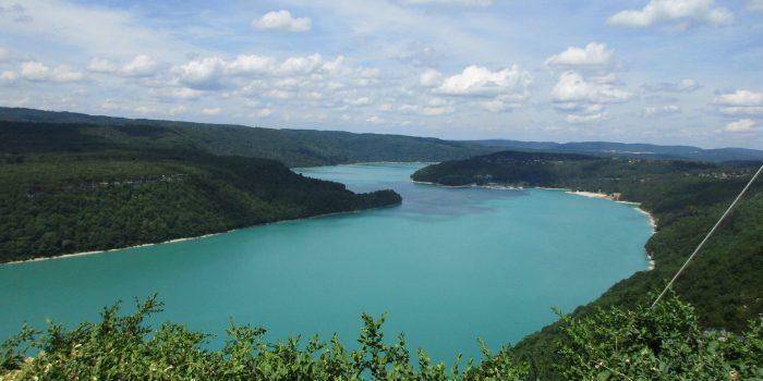 Lac de vouglans 3