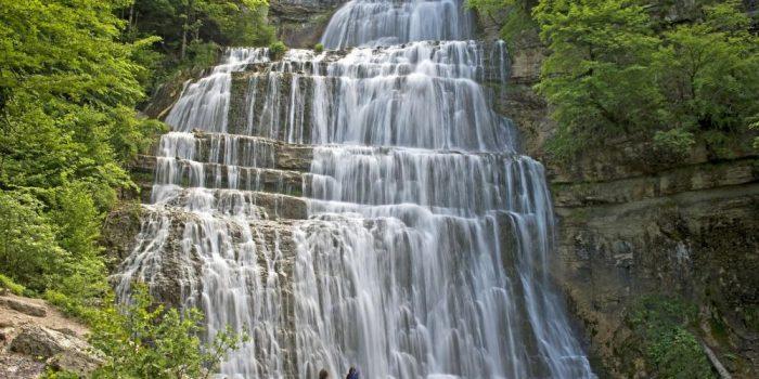 Cascade Hérisson 2