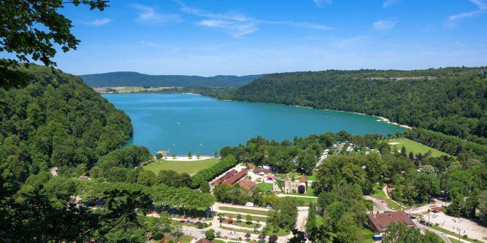 Lac de Chalain 4