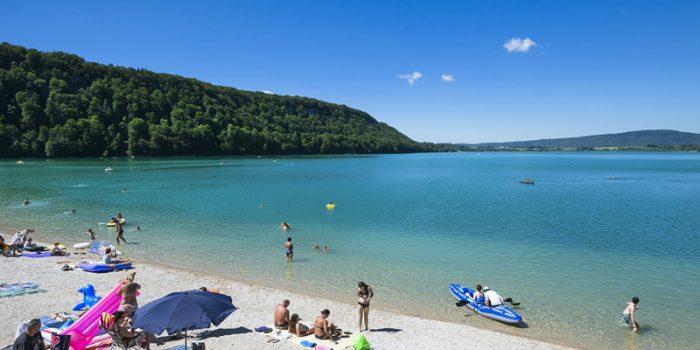 Lac de Chalain 3
