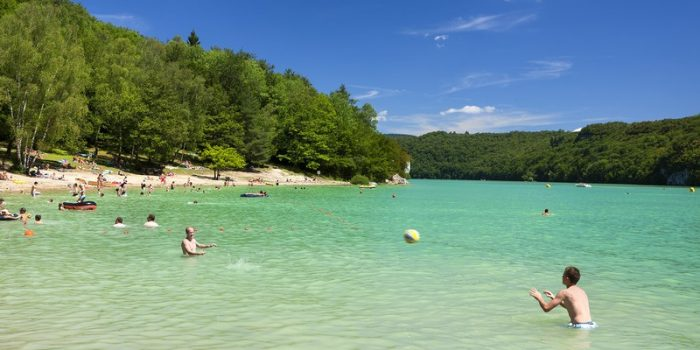 Lac de vouglans 2